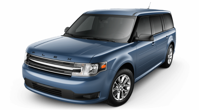 New 2019 Ford Flex SE Crossover 2FMGK5B89KBA32693 in Rochester, New York, at West Herr Ford of Rochester